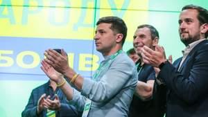 """Умолять не будет, – Разумков о сотрудничестве Зеленского и нардепов """"Слуги народа"""""""