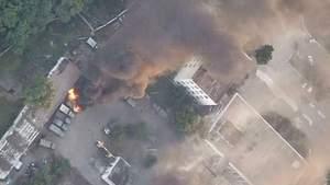 Бойцы ВСУ уничтожили базу боевиков, 20 погибших: видео успешной спецоперации