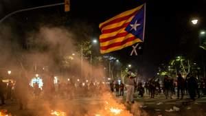 Хаос у Барселоні: все, що потрібно знати про масові протести у Каталонії