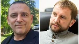 """""""Слуга народу"""" Бужанський із матами погрожує В'ятровичу через обрання останнього нардепом (18+)"""