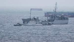 Россия вернула Украине захваченные корабли