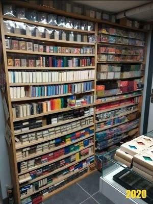 Фанат відтворив офіс Nintendo XIX століття для зберігання своєї колекції ігор японської компанії