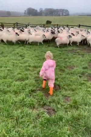 Ізабель обожнює природу і тварин