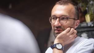 Я програв через бурю, яку сам посіяв, – Лещенко про поразку на виборах і Зеленського