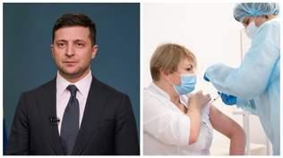 Зеленський відповів на петицію про примусову вакцинацію