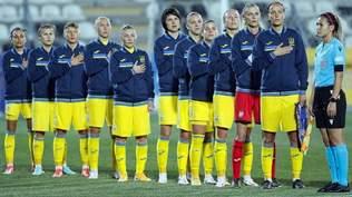 Вперше в історії: жіноча збірна України розгромно програла Іспанії у відборі на ЧС-2023