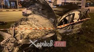 """Часто """"літав"""" і посилав поліцію: смертельну ДТП в Харкові міг спричинити юний мажор"""