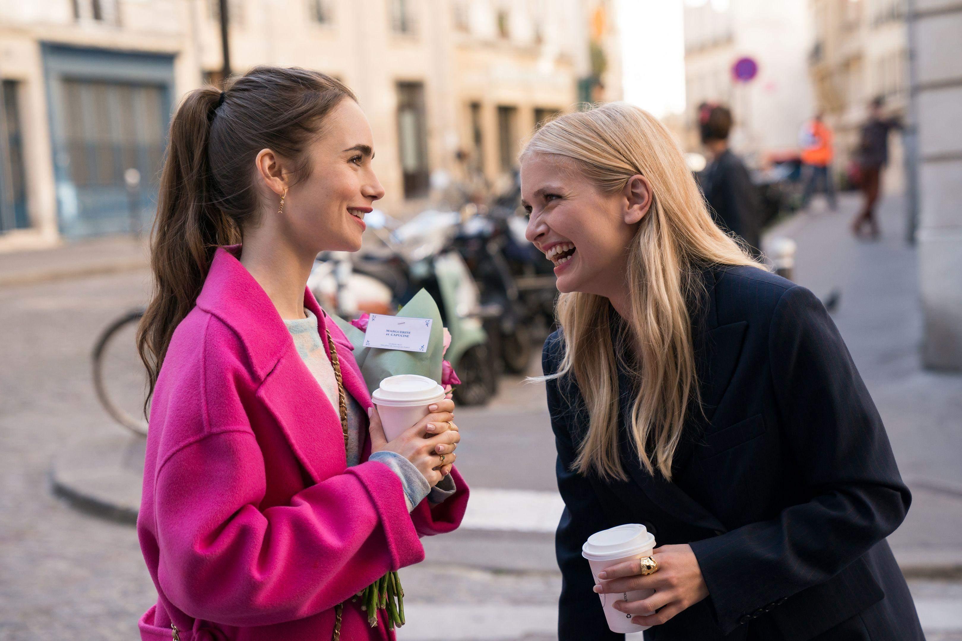 Емілі в Парижі