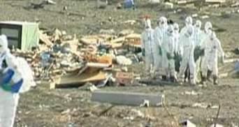 Роботы сделали первые замеры радиации на японской АЭС