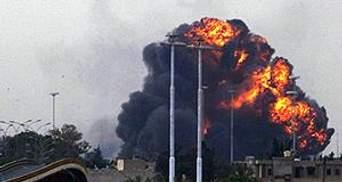 Лівія: триває бомбардування Місрати