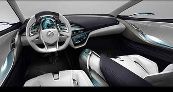 General Motors показала концепт нового кросовера