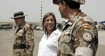 Глава Міноборони Іспанії вважає неможливим ухвалення нової резолюції ООН по Лівії