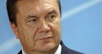 Янукович отмечает особое партнерство между Украиной и ЕБРР