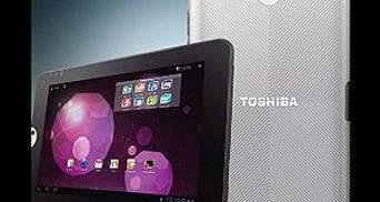Toshiba представила конкурента Motorola Xoom