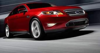 Ford представив оновлений седан Taurus