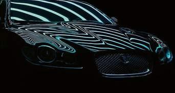 Jaguar у Нью-Йорку представив нову модель XF