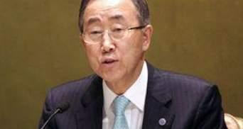 Пан Ги Мун: Приоритет ООН в Ливии - прекращение огня