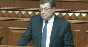 Депутати слухали розповідь Грищенка про Митний союз