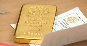 Инвесторы стали больше доверять золоту, чем доллару