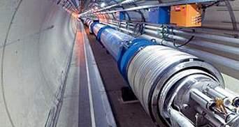 На Большом адронном коллайдере установили новый рекорд
