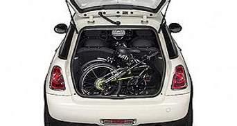 MINI випустила велосипед під власним брендом