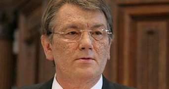 Ющенко: 27 апреля 2010 войдет в историю Украины как день позора