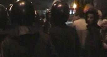В Каире жертвами столкновения стали около 10 человек