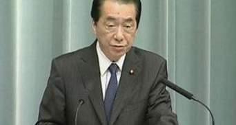 Японский премьер-министр добровольно отказался от зарплаты