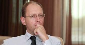 Яценюк: Не можна одночасно бути у Митному союзі та ЗВТ із ЄС