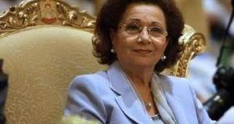 Дружина Мубарака віддала всю свою власність державі