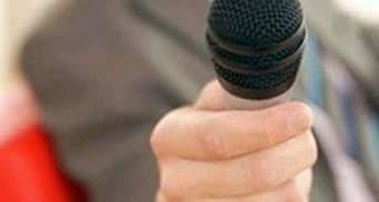 Дикусаров: Іноземні журналісти можуть вільно працювати без акредитації