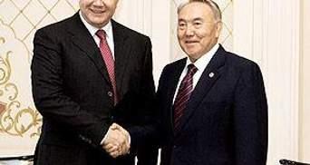 Президенти України та Казахстану відзначили зростання товарообігу між державами