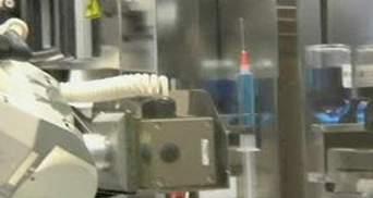 Роботи Swisslog вміють готувати та розподіляти ліки