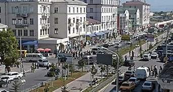 В столице Южной Осетии взорвалась граната