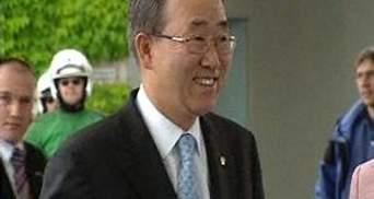 Источники в ООН: Пан Ги Мун остается на второй срок