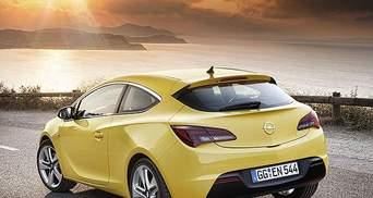 Opel представив нову Astra