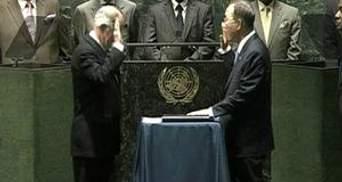Пан Ги Мун еще 5 лет будет руководить Организацией объединенных наций