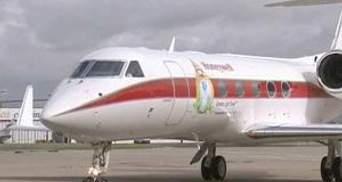 Gulfstream G450 здійснив переліт через Атлантику на біопаливі