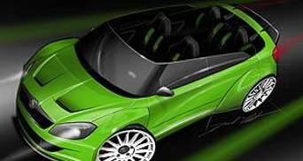 Skoda представила концептуальну Fabia RS 2000 (ФОТО)
