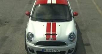 Mini Cooper Coupe: перше двомісне спорткупе британської марки