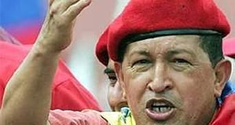 Уго Чавес неожиданно посетил военную академию