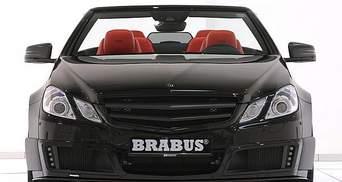 """Ательє """"Brabus"""" представив найпотужніший кабріолет у світі"""
