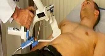 Ультразвуковий робот огляне пацієнта на відстані тисячі кілометрів