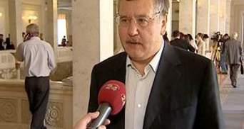 Гриценко: Тепер ДАІ отримала більше прав зупиняти водіїв