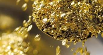 Ціна золота побила рекорд в єврозоні