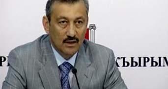 Джарти: Мєшков - забутий, як страшний сон в Криму