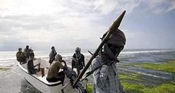 За півроку кількість атак сомалійських піратів зросла