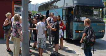 Все пассажиры после ДТП в Румынии вернулись в Киев