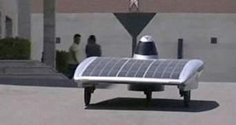 """Автомобіль """"Хавін"""" працює виключно на енергії сонця"""