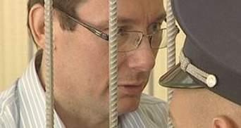 Європейський суд завершив процесуальні дії щодо Луценка